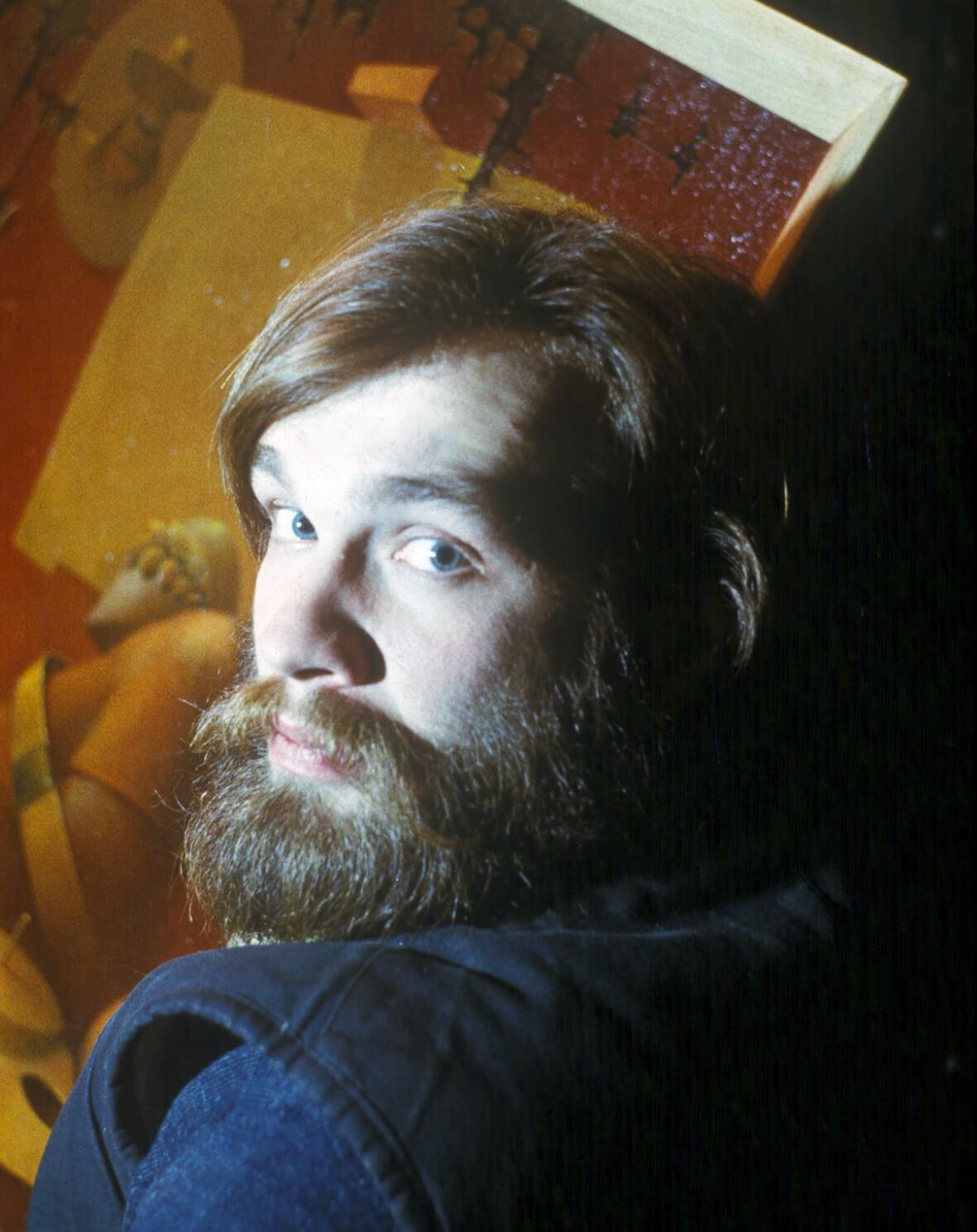 Художник в Киеве